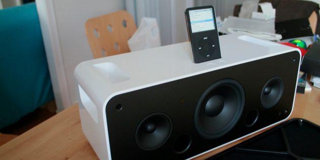 Музыкальная система iPod Hi-Fi