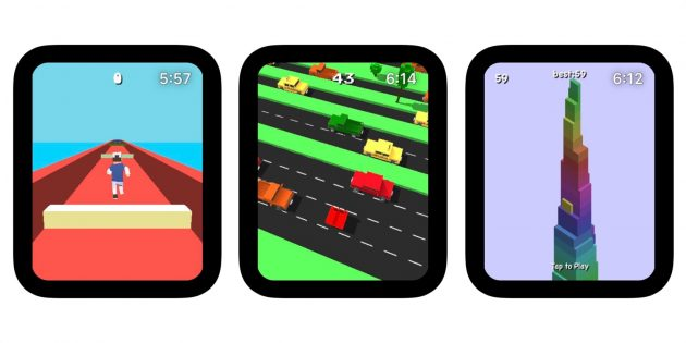 Игры для Apple Watch: Mini Watch Games 24 in 1