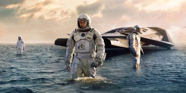 16 лучших фильмов про космос
