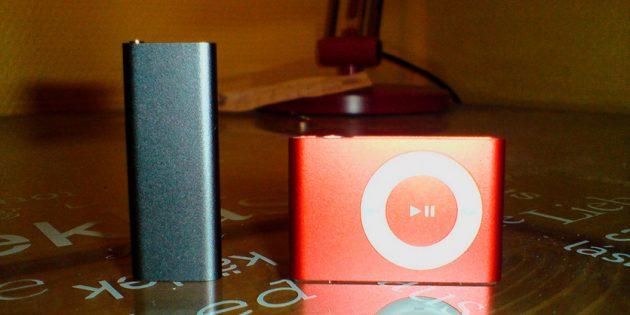 Плеер iPod shuffle 3G