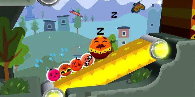 На iOS вышла улучшенная версия Rolando — одной из первых игр для iPhone