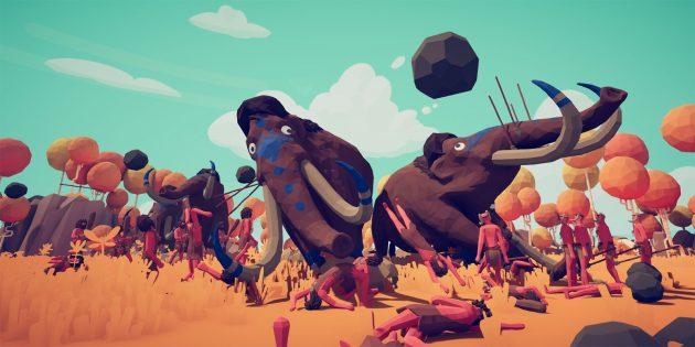 Игра дня: Totally Accurate Battle Simulator — симулятор исторических сражений с забавной физикой
