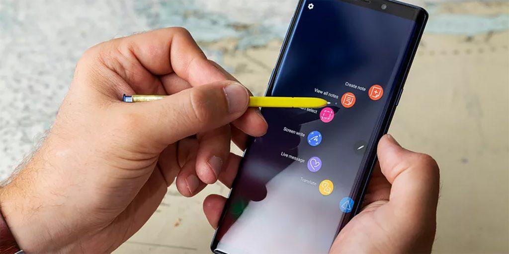 Samsung может выпустить Galaxy Note 10 двух разных размеров