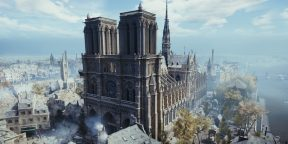 Ubisoft бесплатно раздаёт игру Assassin's Creed Unity, в которой можно изучить Нотр-Дам-де-Пари