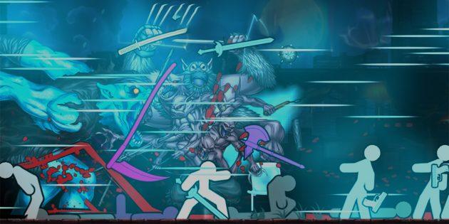 Игра дня: One Finger Death Punch 2 — скоростной файтинг, который проверит вашу реакцию