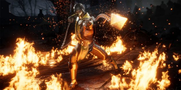 Mortal Kombat 11: Усиленные атаки