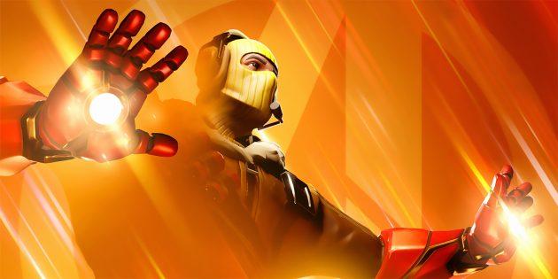 В Fortnite появился режим, посвящённый новым «Мстителям»