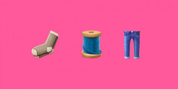 Лайфхак: как заштопать большую дыру на носке или джинсах