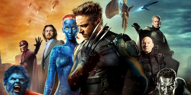 Компания Fox, владеющая франшизой «Люди Икс», забыла о нестыковках в актёрском составе