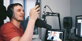 Рабочие места: Дмитрий Новожилов, саунд-дизайнер и основатель студии Daruma Audio