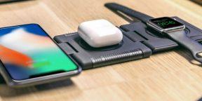 Штука дня: портативный аналог зарядки AirPower, который удобно носить с собой
