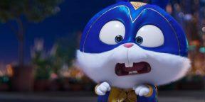 Капитан Снежок в новом трейлере «Тайной жизни домашних животных 2»
