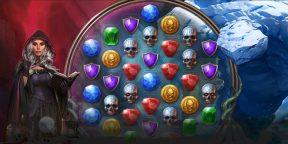 Игра дня: Gunspell 2 — «три в ряд» с героями, оружием, магией и PvP