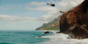 Вышел новый трейлер боевика «Форсаж: Хоббс и Шоу» сЧёрным Суперменом