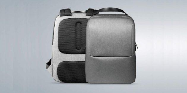 Meizu выпустила влагонепроницаемый рюкзак для ноутбука с экраном до 15, 6