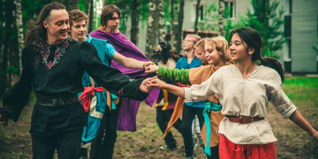 Детский лагерь «Дружите.ру»