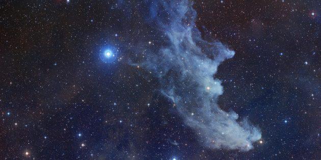 Фото космоса: Голова ведьмы