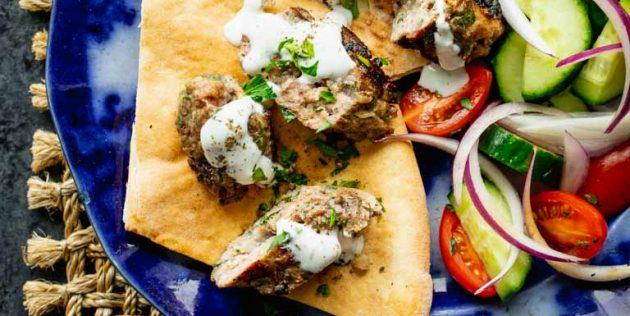 Как приготовить кебаб