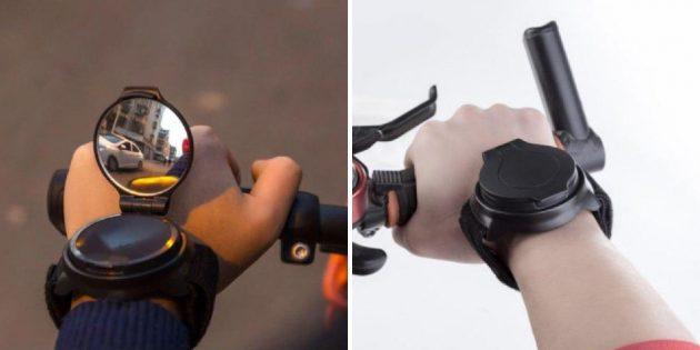 Велосипедный браслет