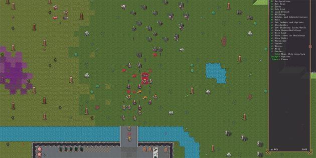 Лучшие бесплатные игры на ПК: Dwarf Fortress