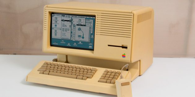 Компьютер Apple Lisa
