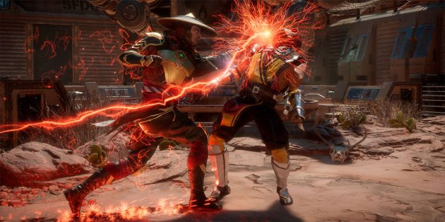 Mortal Kombat 11: Как нападать и защищаться