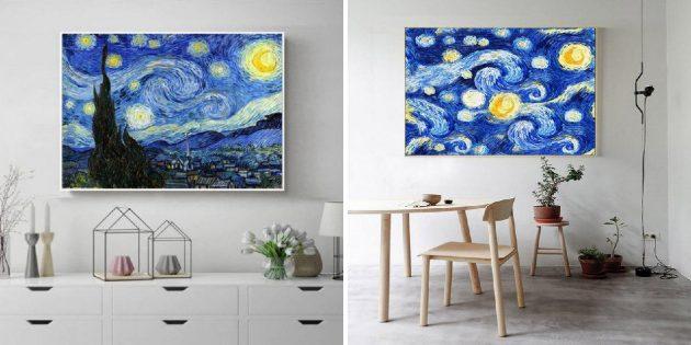 Репродукции картин Ван Гога
