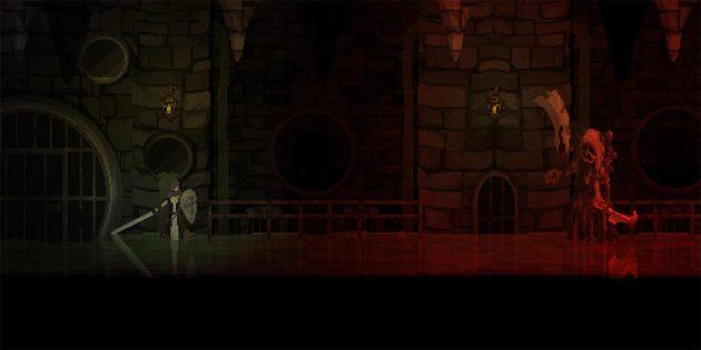 Игра дня: Dark Devotion — платформер в духе Dark Souls с кучей секретов и мерзких монстров