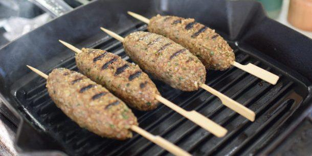 Как приготовить люля-кебаб на плите