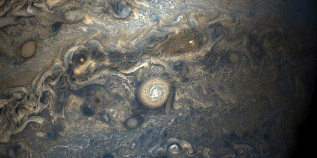 Фото космоса: полотно Ван Гога