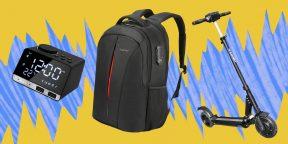 Всё для мужика: кружка, палатка и зарядное устройство