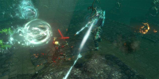 Лучшие бесплатные игры на ПК: Path of Exile