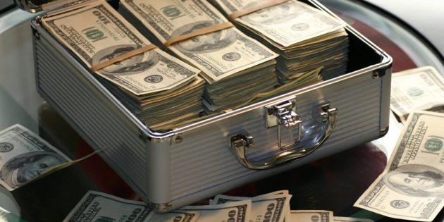 Опрос: на что вы потратите огромную кучу денег?