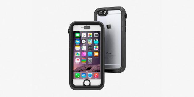 Разбитый экран смартфона — проблема серьёзная: поместите смартфон в водонепроницаемый чехол