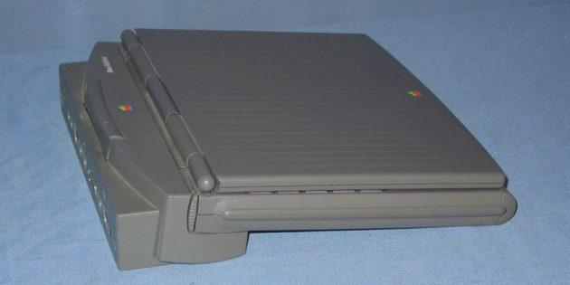 Ноутбук PowerBook Duo
