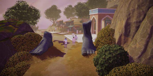 Игра дня: Heaven's Vault — приключение с открытым миром и уникальными загадками прошлого