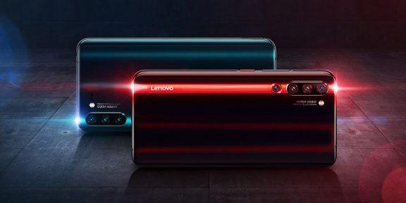 Lenovo представила Z6 Pro с 5 камерами общим разрешением более 100 Мп