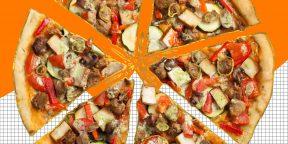 5 рецептов постной пиццы, которая не уступает обычной