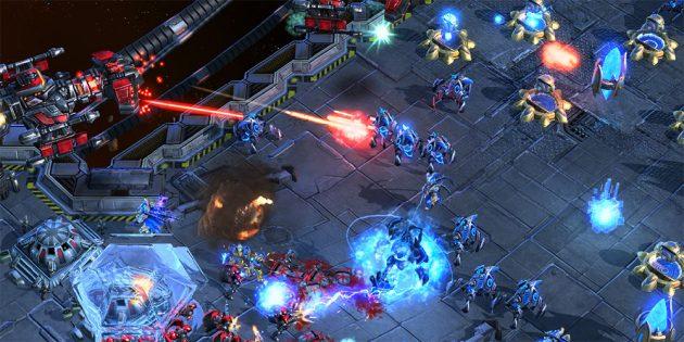 Лучшие бесплатные игры на ПК: StarCraft II