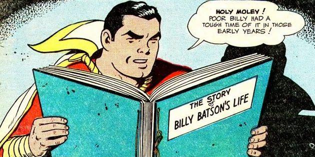 «Шазам!»: как появились комиксы о герое