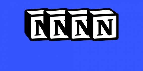 Органайзер Notion выпустил коллекцию бесплатных шаблонов на все случаи жизни