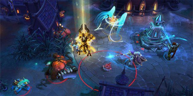 Лучшие бесплатные игры на ПК: Heroes of the Storm