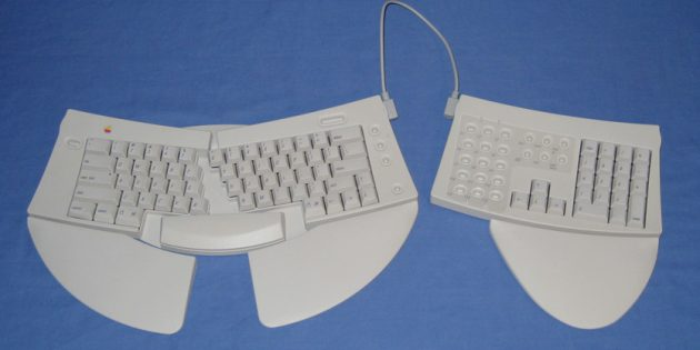 Клавиатура Adjustable Keyboard