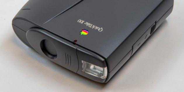 Цифровые камеры QuickTake 100 и 150