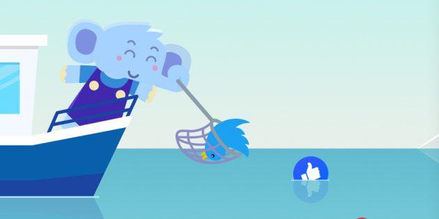 Приложение Jumbo поможет удалить старые твиты, почистить историю поиска и скрыть записи в соцсетях