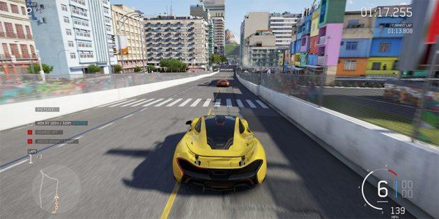 Лучшие бесплатные игры на ПК: Forza Motorsport 6: Apex