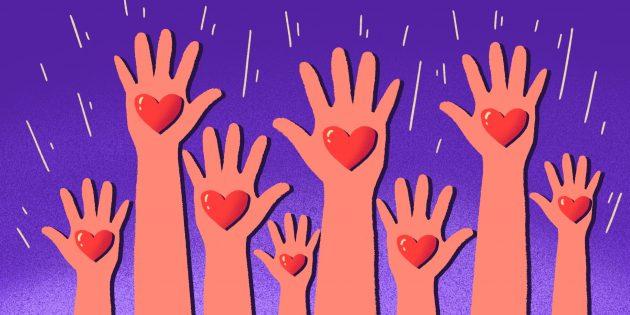 Благотворительность: как стать волонтёром?