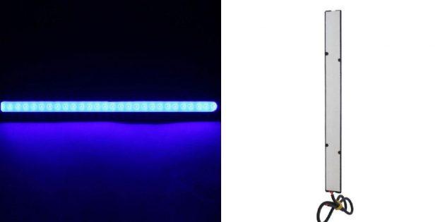 Противотуманные светодиодные ленты