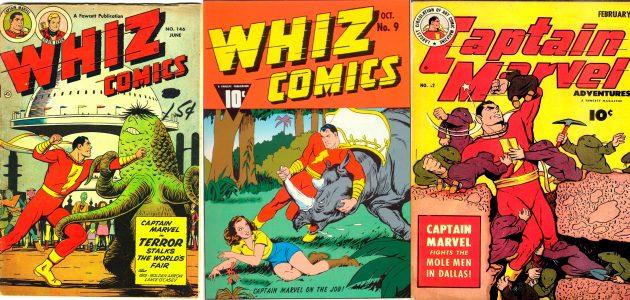 «Шазам!»: небольшая компания Fawcett Comics решила создать свой ответ Супермену