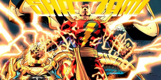 «Шазам!»: Капитан Гром в Flashpoint
